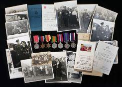 Royal Air Force BEM/Long Service grouping, Elizabeth II British Empire Medal (Military) (520256 FLT.