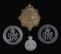 First World War Silver War Badge, serial number 193673, pin fitting intact, records show this