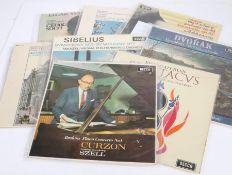8 x Classical LPs. Khachaturian/Vienna Philharmonic - Khachaturian: Spartacus (SXL 6000). George