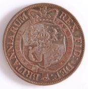 George III, Half Crown, 1820