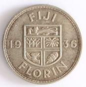 Fiji George V Florin 1936