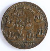 Admiral Vernon Medal, 1739, Portabella