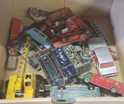 QTY OF DINKY TOYS