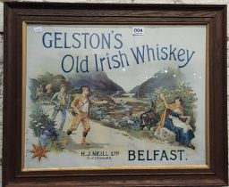 GELSONS PUB SIGN