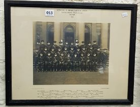 ORIGINAL ULSTER SPECIAL CONSTABULARY PHOTO BELFAST 1939