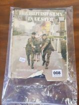 IRISH BOOK - THE BRITISH ARMY IN ULSTER