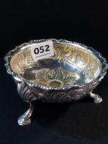 SILVER BOWL - LONDON 1788