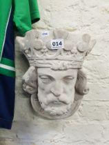 GARDEN PLANTER KINGS HEAD
