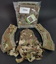 QUANTITY OF BRITISH ARMY MTP OSPREY MKIV ACCESSORIES