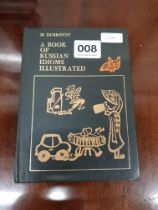 BOOK OF RUSSIAN IDIOMS ILLUSTRATED
