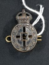 EARLY AND RARE RUC BADGE