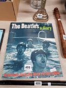 THE BEATLES A DIARY BOOK