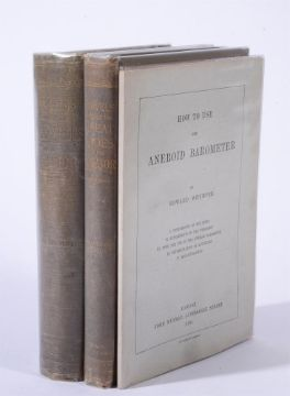 Ɵ WHYMPER, E. Travels Amongst the Great Andes of the Equator and Supplementary Appendix.1891-1892.