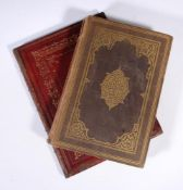 Ɵ MANNING, Samuel. 'Those Holy Fields'. Palestine. (c. 1874): and related. (2 )