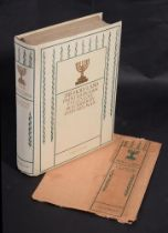 Ɵ FULLEYLOVE, J. The Holy Land, SIGNED Publishers Presentation copy, Ed. de Luxe, A.&.C. Black, 1902