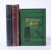 Ɵ FRESHFIELD, Douglas. Four Works: first editions, 1865-1923.