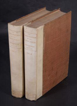 Ɵ FRESHFIELD, Douglas. The Exploration of the Caucasus. Edward Arnold, London & N.Y.1896. 2 volumes.