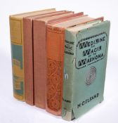 Ɵ GELFAND, M. Medicine and Magic of the Mashona, Presentation copy,1956, and others. (5)