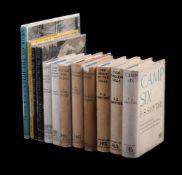 Ɵ SMYTHE, F.S. (1900-1942). Twelve Works: three Presentation, & two Signed copies.1935-1950
