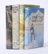 Ɵ SHIPTON, Eric (1907-1977). Four Works: first editions, Hodder & Stoughton, 1936-1951.