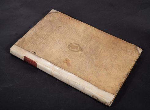 Ɵ CORONELLI, Vincenzo Maria. Memorie Istoriographiche, author's presentation copy [Venice, 1686]