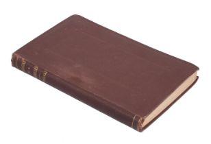 Ɵ TYNDALL, J. Faraday as a Discoverer. Presentation copy. Longmans, Green and Co., 1868.