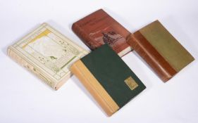 Ɵ CONWAY, William Martin. (1856-1937). Four Works: first editions, 1894-1904.