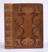 Ɵ GRAHAM, G.F. The Songs of Scotland . . Wood & Co., Edinburgh, 1854. 3 vols. bound in 1.
