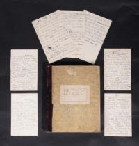 Ɵ JOURNAL: 'Diary in Russia'. Journey of Heather F. Masterman. (1907-1908) (1)