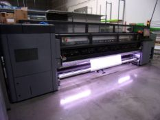 HP LATEX 3500, EQUIPMENT TYPE: ROLL-TO-ROLL PRINTER - LATEX, YEAR: 2014, WIDTH: 3.2 METERS, NUMBER O