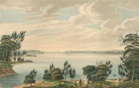 LYCETT (JOSEPH) A collection of 39 views, from 'Views in Australia or New South Wales, & Van Diem...