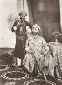 BOURNE (SAMUEL) AND CHARLES SHEPHERD Bourne & Shepherd's Royal Photographic Album of Scenes and P...