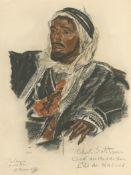 IACOVLEFF (ALEXANDRE) Dessins et peintures d'Asie. Exécutés au cours de l'Expedition Ci...