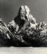 SELLA (VITTORIO) 'The Muztgh Tower', Himalayas, [1909, printed later]
