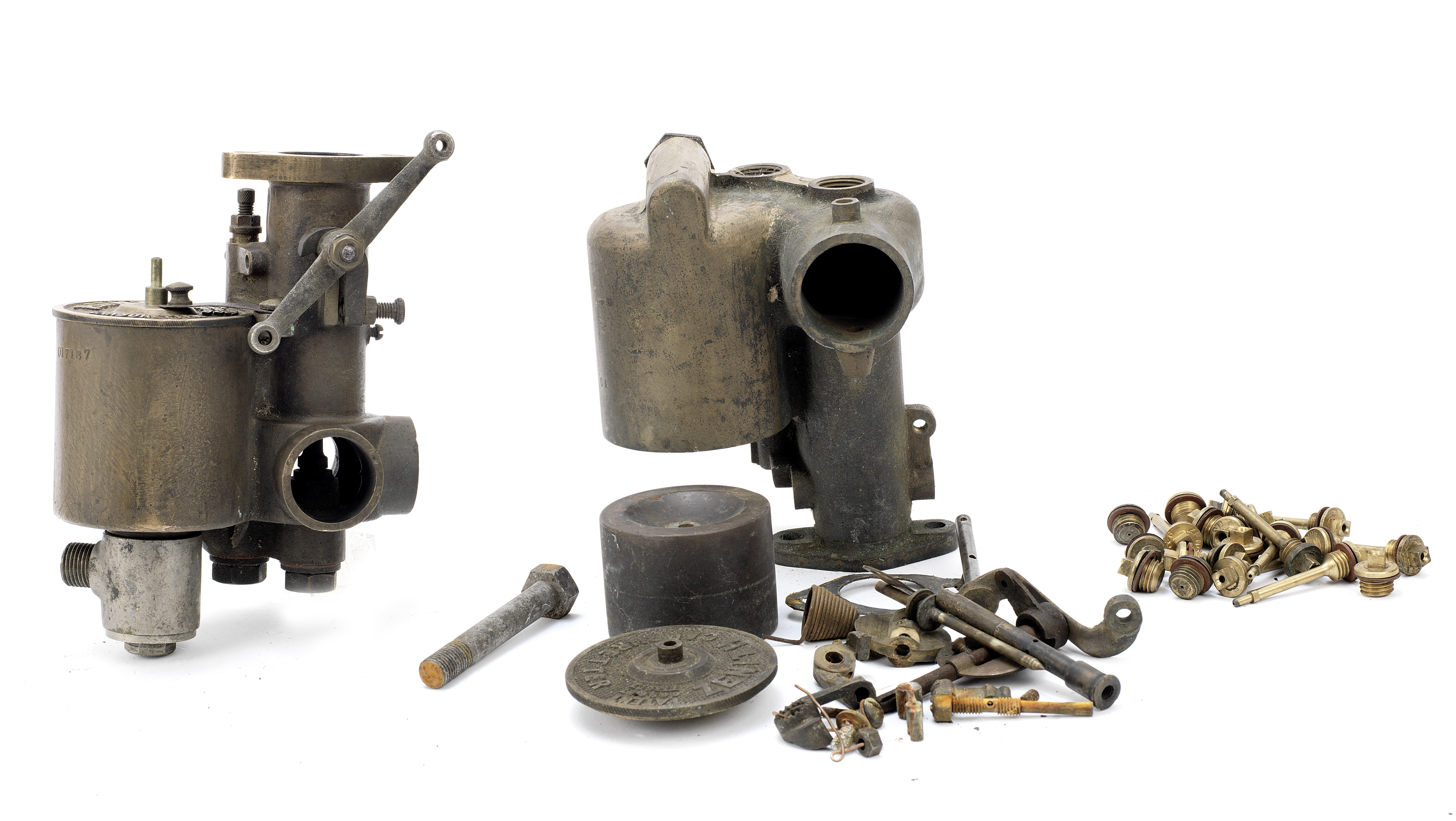 A Zenith carburettor patented 1907, ((Qty))