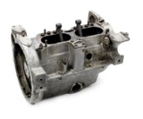 A Meadows 4ED crankcase,