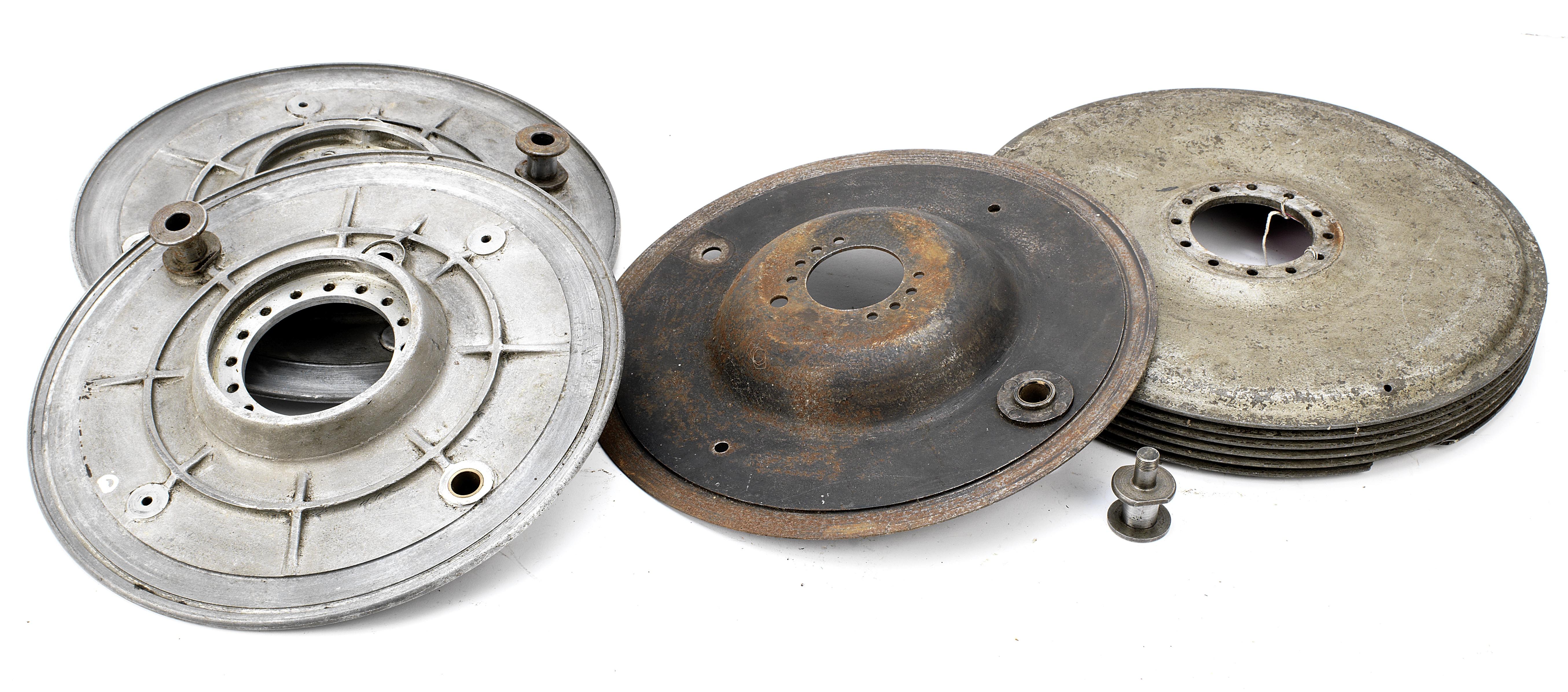 Bugatti Type 57s brake components, ((5))