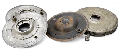 Bugatti Type 57s brake components, ((5))
