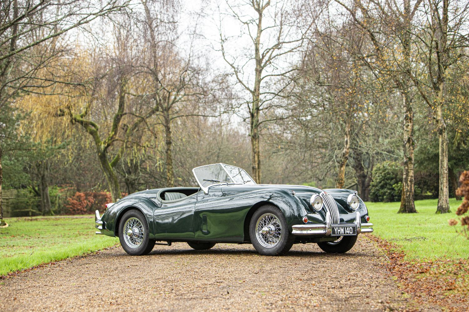 Legends of the Road: Online Auction of Fine Collectors' Motor Cars