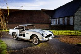 By order of the executors of the late David J Picking,1960 Aston Martin DB4GT Coupé Chassis...
