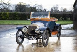 The Ex-Bill Turnbull,1913 Panhard et Levassor 2.2-Litre 12hp X19 Chassis no. 35738 Engine no. 35738