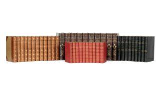 BINDINGS MACAULAY (THOMAS BABINGTON) The Works, 12 vol., 1873, 8vo (41)