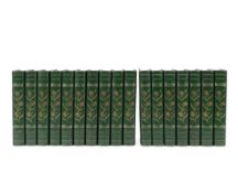 BINDINGS [ARABIAN NIGHTS] The Book of the Thousand Nights and a Night. with Introduction Explanat...