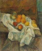 Michel Kikoine Nature morte, circa 1915 Oil on canvas 73 × 60 cm