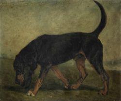 John Emms (British, 1843-1912) Chatley Blazer