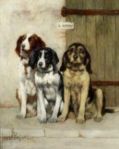 Jules Préval (French 19th/20th century) A vendre
