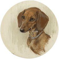 Nesta Warren (British, 20th century) 'Sally'