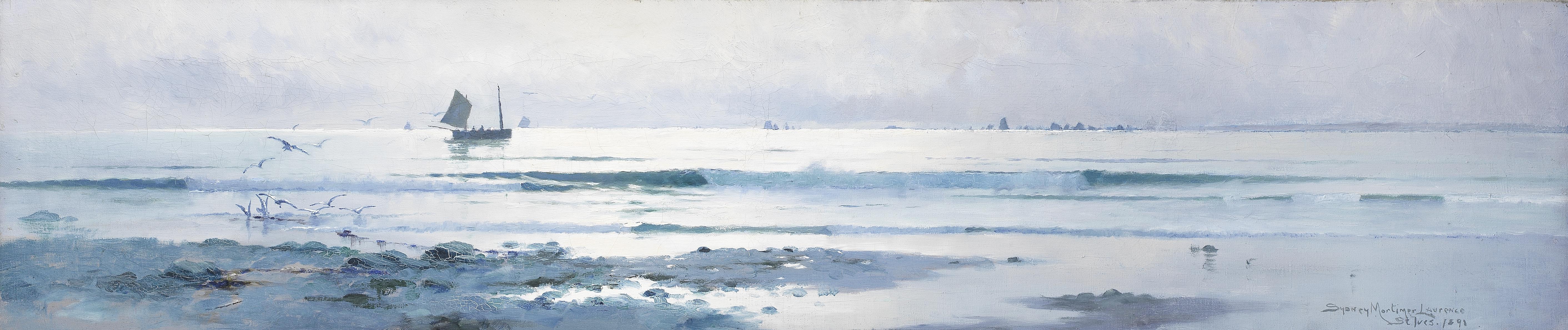 Sydney Mortimer Laurence (American, 1865-1940) St Ives