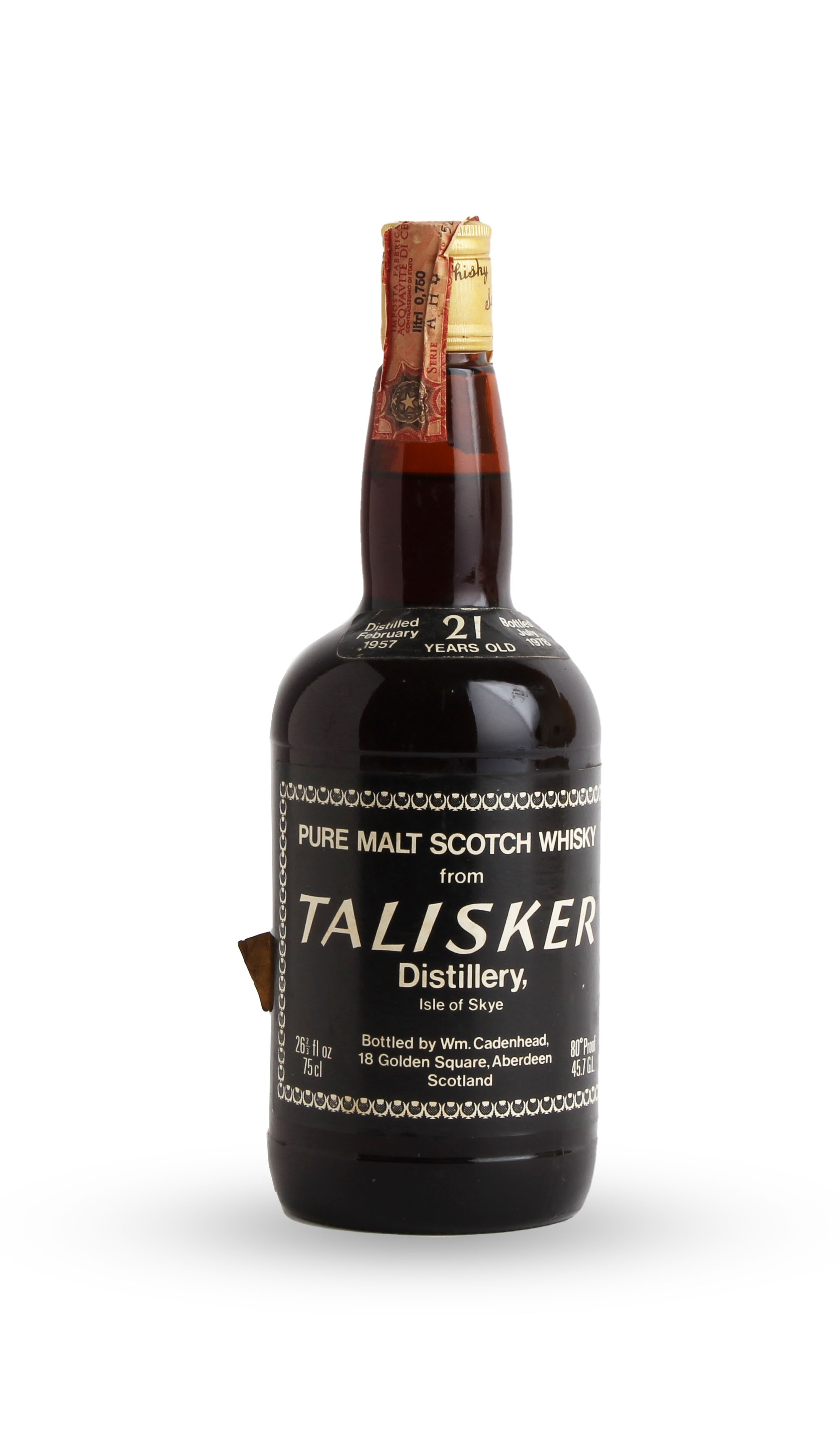 Talisker-21 year old-1957