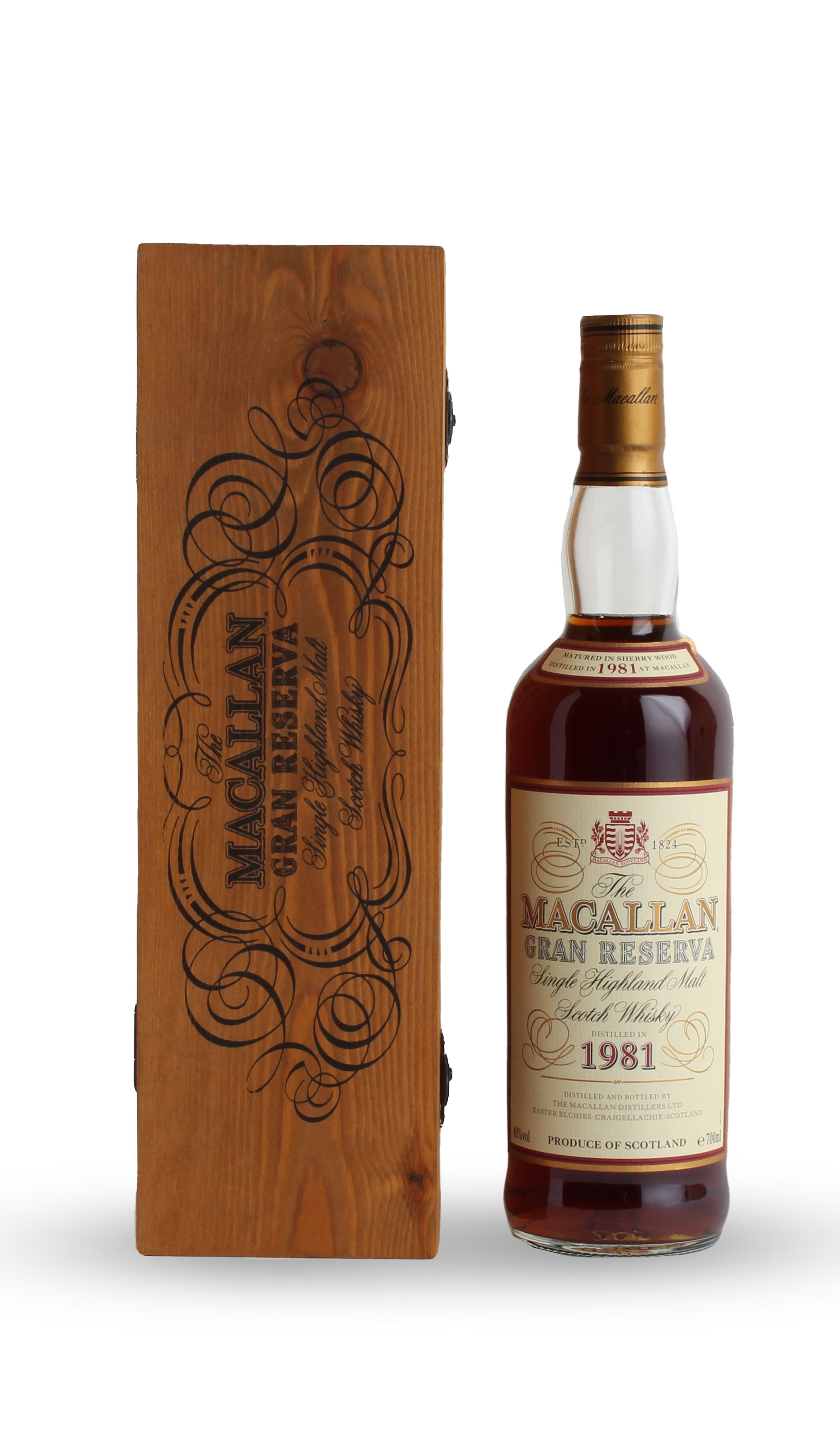 The Macallan Gran Reserva-1981